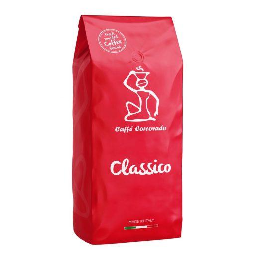 Zrnková pražená káva Caffé Corcovado Classico 1 kg