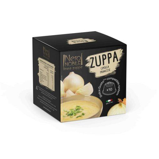 Francúzska cibuľová polievková kapsula pre kávovary Dolce Gusto 10 ks