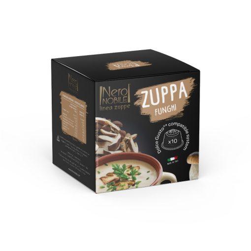 Hríbová polievková kapsula pre kávovary Dolce Gusto 10 ks