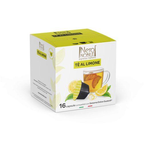 Čajová kapsula zelený citrón kompatibilná s Dolce Gusto 16 ks