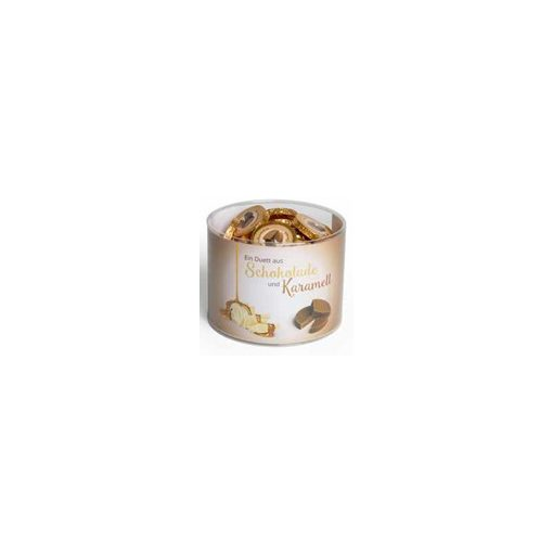 Karamelové čokoládové medailóny 8gx60ks 480g
