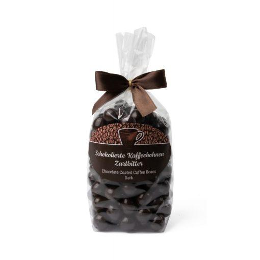 Kávové zrná v horkej čokoláde balené v celofáne 200g