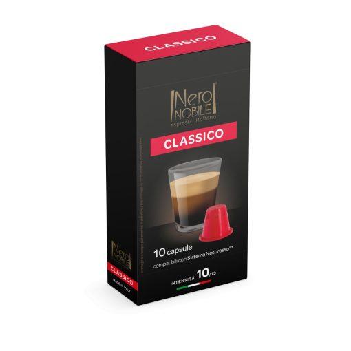 Kávová kapsula Classico kompatibilná s Nespresso 10 ks