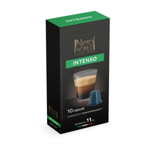 Kávová kapsula Intenso pre kávovary Nespresso 10 ks