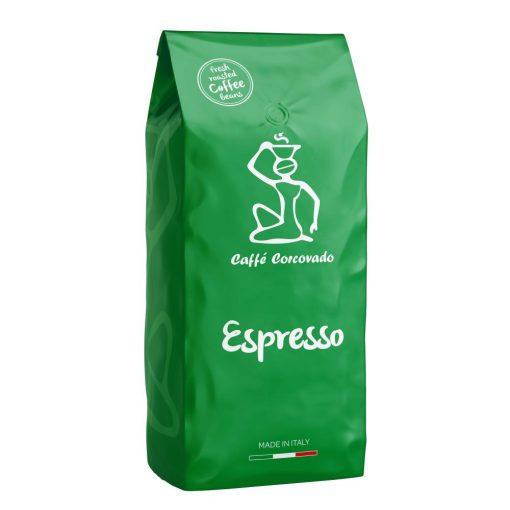 Zrnková pražená káva Caffé Corcovado Espresso 1 kg
