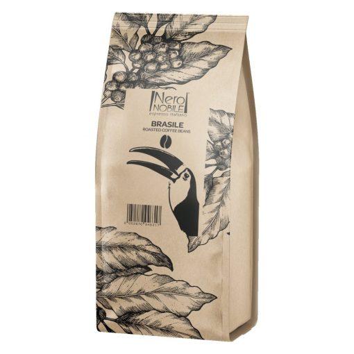 Zrnková pražená káva Brasile Santos 1 kg