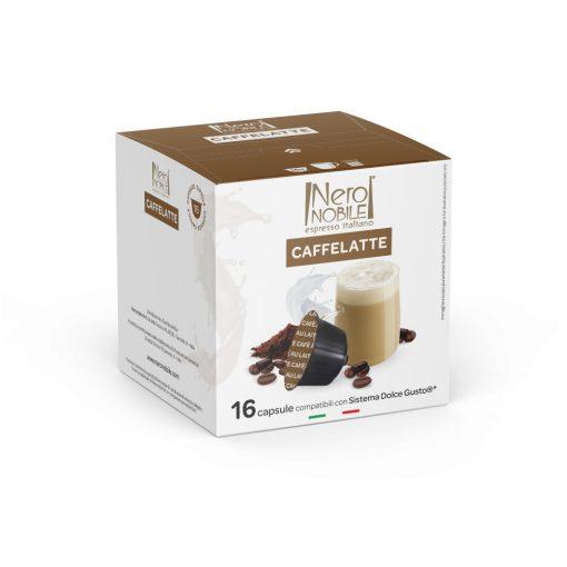 Kávová kapsula Caffe Latte kompatibilná s Dolce Gusto 16 ks